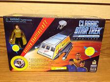 1996 Classic Star Trek GALILEO SHUTTLECRAFT with Captain KIRK Action Figure