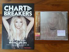 Le Japon bonus + Flyers + miniposter sent from Berlin! Britney spears Glory 18 track CD