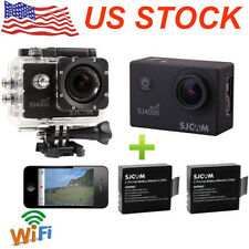 Original SJCAM for SJ4000 WIFI 12MP HD 1080P Sports DV Waterproof Camera CAM