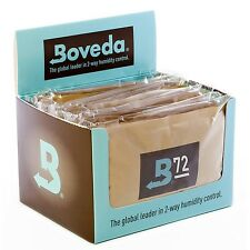 Boveda 2-Way Humidity Control 72% (60 gram) - Cube 12
