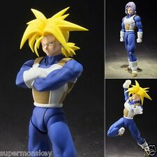 BANDAI S.H.FIGUARTS DRAGONBALL DRAGON BALL Z SUPER SAIYAN TRUNKS ACTION FIGURE
