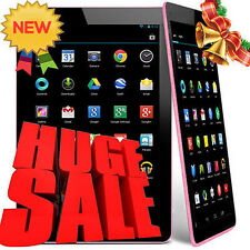 "9"" INCH Google Android 4.4 Allwinner A33 Tablet PC Quad Core WiFi DUAL CAMERA"