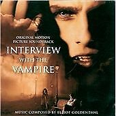 Elliot Goldenthal - Interview with the Vampire [Original Soundtrack] CD