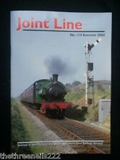 JOINT LINE - Midland & Great Northern Joint Railway Society - #114 - SUMMER 2002