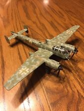 WWll GERMAN War Plane Scale Model Precision Build !