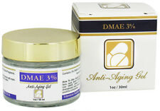 Intensive Nutrition Cosmetic DMAE Topical Crystal Gel 3% .  30ml UK Freepost