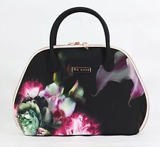 NEW TED BAKER 2016 DESIGNER COSMETIC WASH BAG TRAVEL BEAUTY CASE VANITY HAND BAG