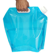 5L Sac Eau Potable Conteneur Baril Transport Camping Pliable Pique-nique Portabl