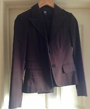 Women's brown suit size EU34