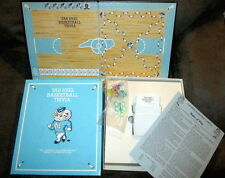 VTG Carolina Tar Heel Basketball Trivia Game Univ North Carolina Dean Smith 1985