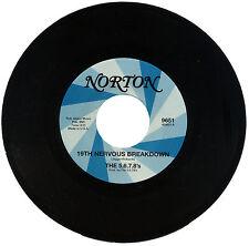 """THE 5,6,7,8's  """"19th NERVOUS BREAKDOWN""""   60's GARAGE / PUNK    LISTEN!"""