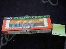 #2011L9 HO Pulling power Passenger Circus car, electric