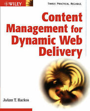 Content Management for Dynamic Web Delivery-ExLibrary