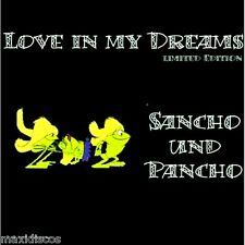 CDM - SANCHO UND PANCHO - LOVE IN MY DREAMS (TECHNO) LTD.EDIT.ORIG.DJ-LABEL 1991