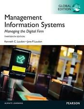Management Information Systems, Global Edition 9780273789970 0-27378-997-X