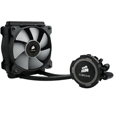 Corsair Hydro Series Cooling H75 Performance Liquid CPU Water Cooler 120mm New