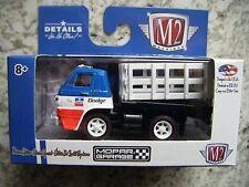 M2 DETROIT MUSCLE MOPAR GARAGE 1960 DODGE L600 TRUCK