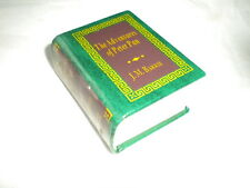 Del Prado miniature book - The Adventures of Peter Pan - J M Barrie