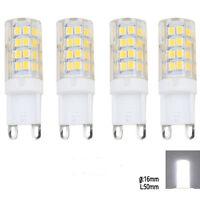 4x 6W G9 LED Lampe 51SMD 2835 Stiftsockel Glühbirne Leuchtmittel Warmweiß/Kalt