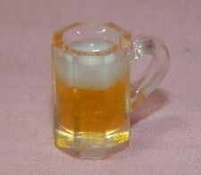 Dollhouse Miniature Beer Mug Filled Multi Minis 1:12 Scale