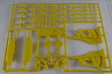 Pocher 1:8 Teile am Spritzling Ferrari F40 Baugruppe D neu gelb K55 A7