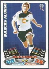 TOPPS MATCH ATTAX 2011-12- #060-BOLTON WANDERERS-MARCOS ALONSO