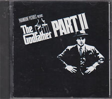 THE GODFATHER part II - original soundtrack CD
