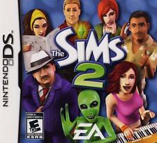 The Sims 2 - Complete Nintendo DS Game