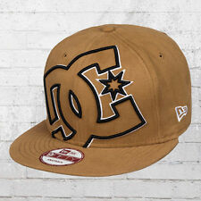 DC Shoes Kappe Double Up New Era Snapback Cap braun Mütze Haube Capi Basecap Hat