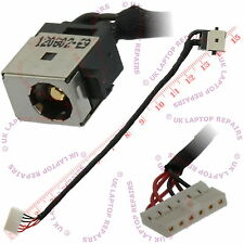 ASUS N551VW-FW238T DC Jack Power Port Socket with Cable Connector