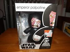 MIGHTY MUGGS STAR WARS EMPEROR PALPATINE FIGURE 2008, NEW IN BOX