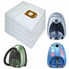 20 x Cloth Vacuum Bags For Nilfisk Power P10 P12 P20 P40 Hoover Bag