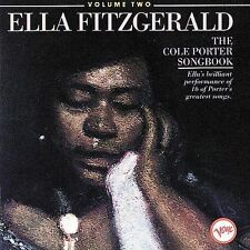Ella Fitzgerald Sings the Cole Porter Songbook, Vol.2 by Ella Fitzgerald (CD, O…