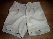 GAP KIDS BRAND UNIFORM EASY FIT WAIST BOYS SHORT PANT SIZE 4 REGULAR 100% COTTON