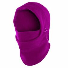 Warm Fleece Thermal Motorcycle Motorbike Scooter Balaclava Face Mask Neck Warmer
