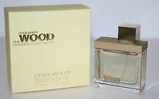 Dsquared She Wood Golden Light Wood Eau de Parfum 50ml EDP NEU OVP