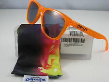 Oakley FROGSKINS Limited Edition Acid Orange w/Grey 24-252