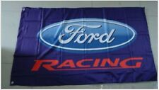 NEW LARGE 3' x 5' FORD RACING FLAG MAN CAVE FREE SHIPPING