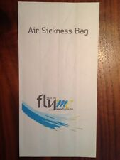 Air Sickness Bag Barf Bag Kotztüte Villa Air Fly Me Malediven OLD Design