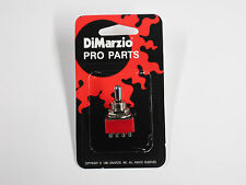 DiMarzio 3 Way 4 Pole Double Throw Pick-up Selector Switch On-On-On EP 1111