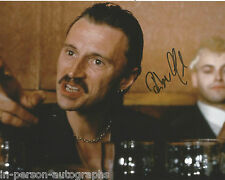 Robert Carlyle Signed Trainspotting 10x8 Photo AFTAL OnlineCOA