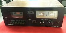 VINTAGE SOUNDESIGN CASSETTE PLAY/ RECORD DECK MODEL 0481