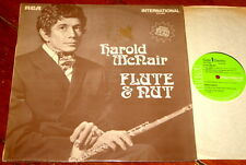 HAROLD McNAIR ~ FLUTE AND NUT ~ RARE UK RCA JAZZ 8-TRACK LP 1970 ~ 1ST PRESS