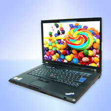 Lenovo ThinkPad T500 C2D P8400 2,26GHz 2GB 160GB DVD-RW Windows Vista 15,4``TFT