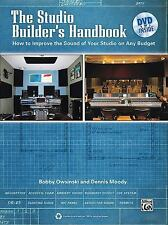 The Studio Builder's Handbook : How to Improve the Sound of Your Studio on...