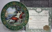 Collector Plate 'The Empress Josephine' Josephine and Napoleon Series- Limoges