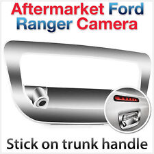 Ford Ranger T6 PX Reverse Rear View Parking Backup Camera Trunk Handle Cover TU