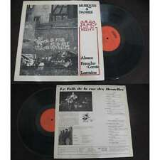Le Folk De La Rue Des Dentelles Rare French Folk LP 1976 Discovale