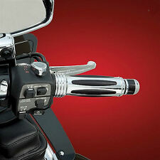 Heated Comfort Grips for Honda GL1800 Goldwing by Show Chrome (17-382)