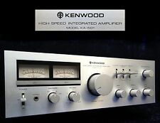 Vintage amplifier Kenwood ka-501 HiFi Amplificador High Speed dc Integrated amp